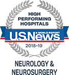 U.S. News High-Performing Neurology and Neurosurgery