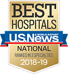 U.S. News Best Hospitals Ranked Nationally