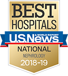 U.S. News Best Hospitals Nephrology
