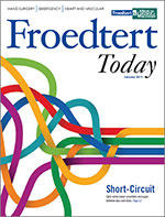 Froedtert Today Cover January 2019