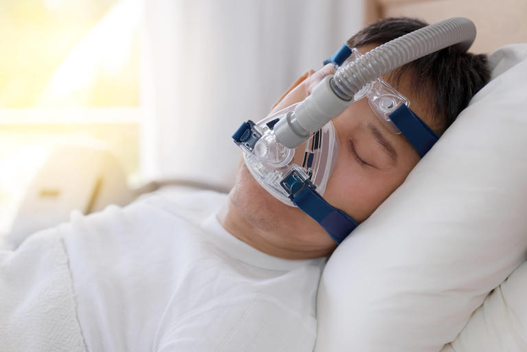 Sleep Disorders, CPAP Machine