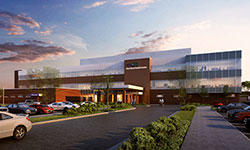 West Bend Health Center Rendering