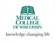 medical college of wisconsin mcw home logo