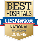 U.S. News Best Hospitals Pulmonology