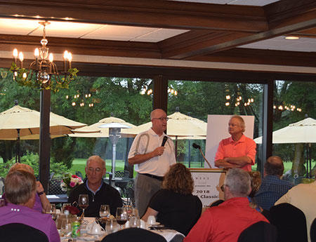 Community Memorial Foundation Golf Classic Program