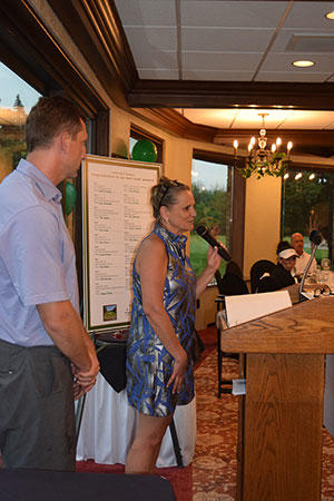 Golf Classic Co-Chairs