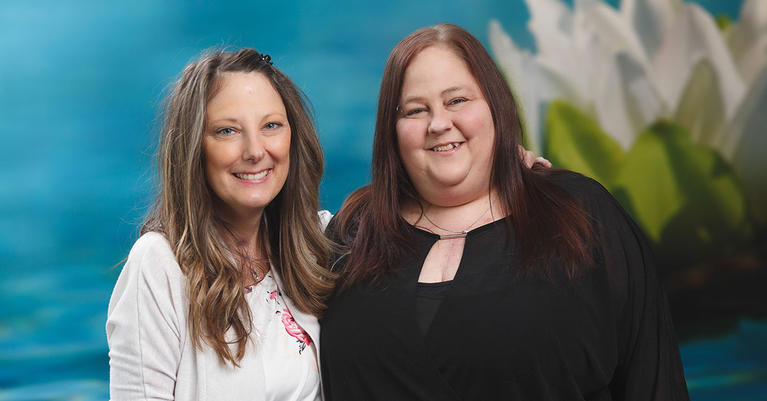 Kristie Star and Kari Melum, Cousins Receive Heart Transplant