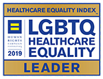 Healthcare Equality Index logo