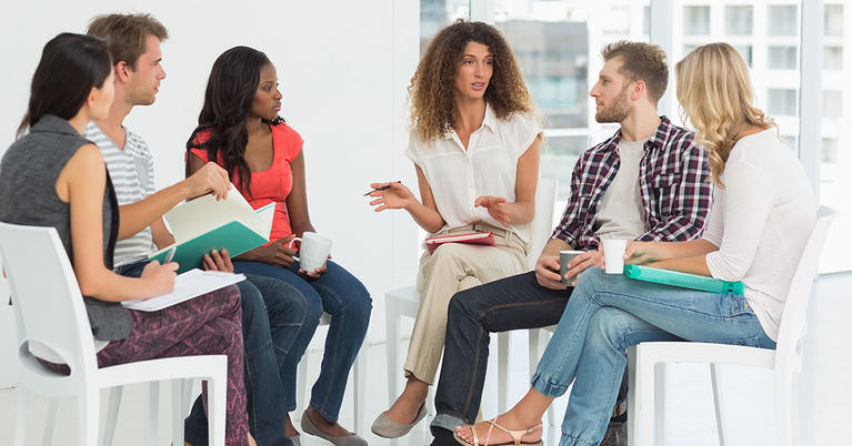 Group Counseling for Mental Health