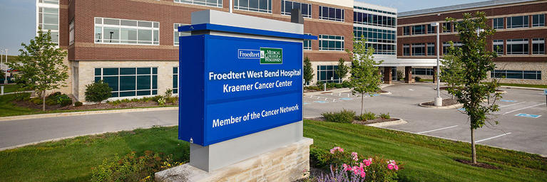 Froedtert West Bend Hospital Kraemer Cancer Center