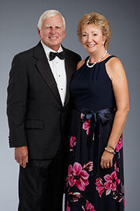 Jim and Cathy Hazzard, Spring Splendor Co-Chairs