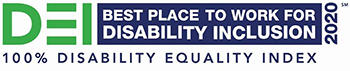 Disability Equality Index Best Place to Work Logo
