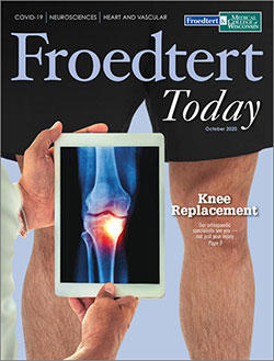 Froedtert Today Cover