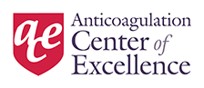 Anticoagulation Center of Excellence Logo