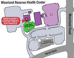 Moorland Reserve Health Center Emergency Department