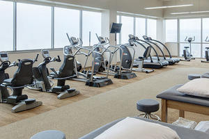 Rehabilitation With Exercise Machines