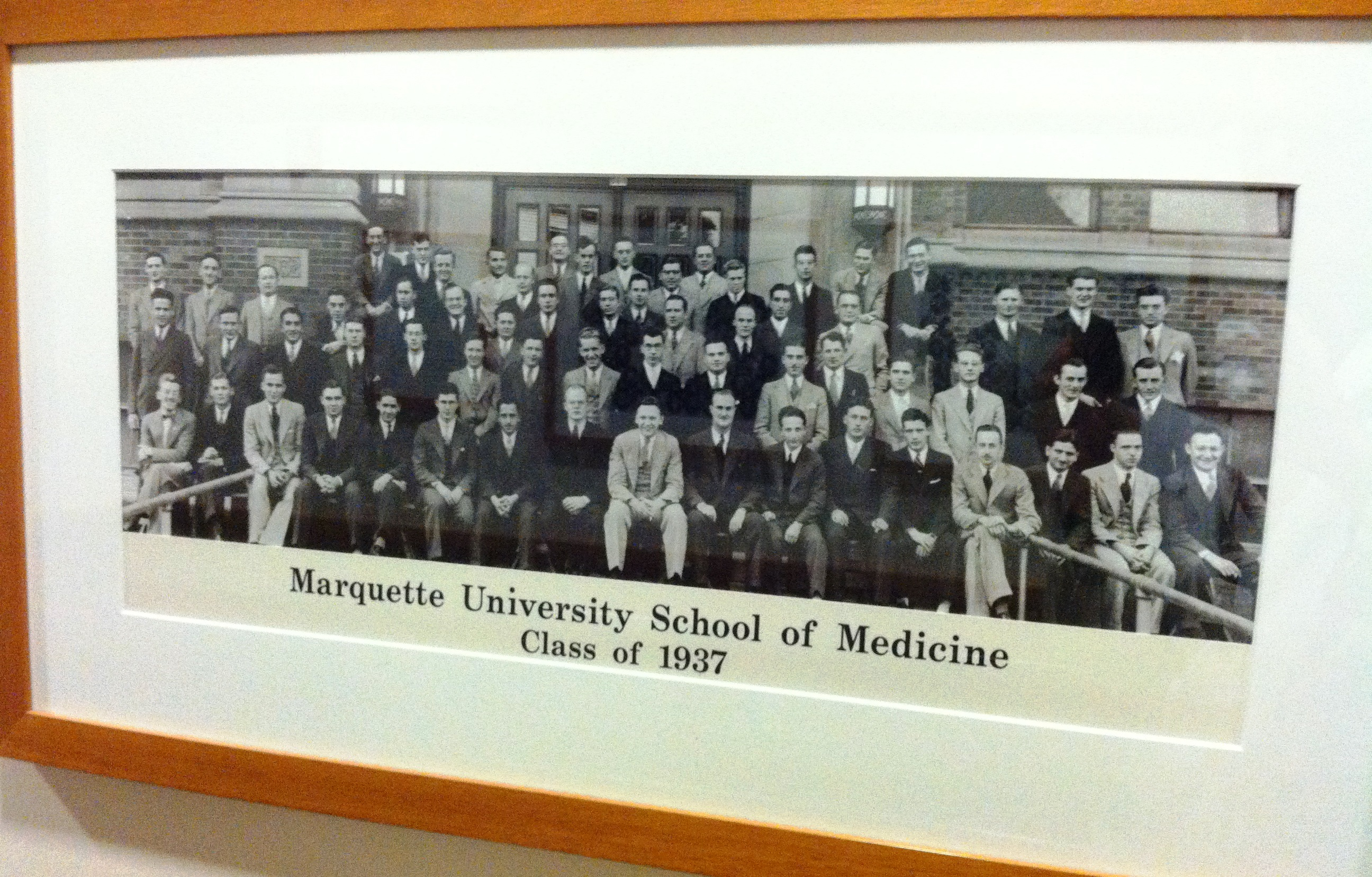 During A Thirty Year Period Before The Medical School Moved From Marquette University To Become The Medical College