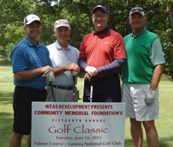 Golf Classic Team