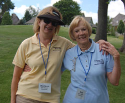 Golf Classic Volunteers