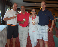 Golf Classic Award Winners
