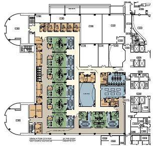 Froedtert Campus Map.Simcenter