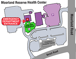 Moorland Reserve Health Center Emergency Department In New
