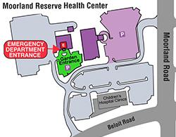 Froedtert Campus Map.Moorland Reserve Health Center Emergency Department In New Berlin Wis