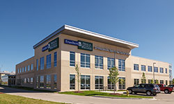 Orthopaedic, Sports and Spine Center Building
