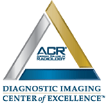 Diagnostic Imaging Center of Excellence designation logo