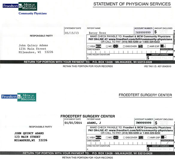 Community Physicians Online Bill Payment
