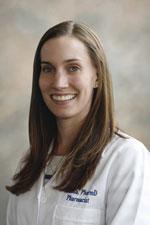 Melissa Rhoades, Pharmacy Preceptor