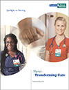 Nursing Special Report (opens in a new window)