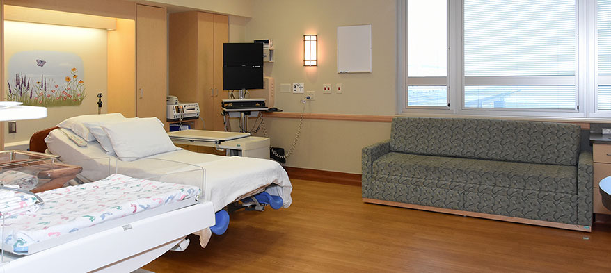 Saint Francis Labor And Delivery Tour