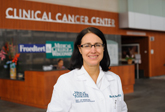 Dr. Horowitz in the Cancer Center image