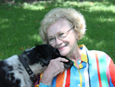 Cancer Patient Myrna McLeroy
