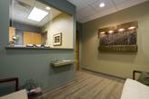 Vein Clinic Reception Desk image